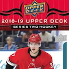 2018-19 Upper Deck Series 2 Hockey Retail Pack | Eastridge Sports Cards