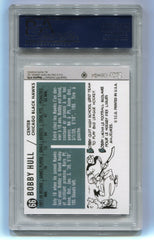 REPRINT 1958-59 Topps Bobby Hull PSA/DNA Authentic Autograph | Eastridge Sports Cards
