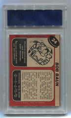 1968-69 O-Pee-Chee #24 Bob Baun PSA 7 | Eastridge Sports Cards