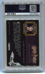 2005 Harry Potter and the Sorcerer's Stone Autographs #6 Ian Hart PSA 7 | Eastridge Sports Cards