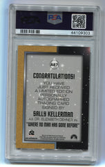 2004 Quotable Star Trek Original Series Autographs #A87 Sally Kellerman PSA 9 | Eastridge Sports Cards