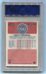 1986-87 Fleer #115 Kelly Tripucka PSA 9 (Rookie) | Eastridge Sports Cards