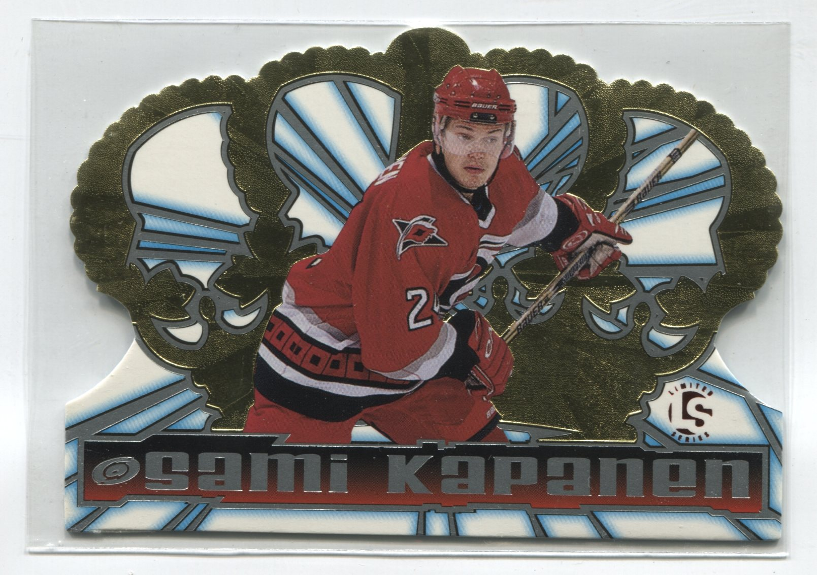 1998-99 Crown Royale Limited Series #24 Sami Kapanen #/99 | Eastridge Sports Cards
