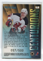 1998-99 Finest Centurion #C1 Patrik Elias #/500 | Eastridge Sports Cards