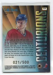 1998-99 Finest Centurion #C4 Saku Koivu #/500 | Eastridge Sports Cards