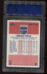 1986-87 Fleer #108 Reggie Theus PSA 9 | Eastridge Sports Cards