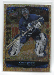 1999-00 Ultimate Victory Parallel 100 #84 Curtis Joseph #/100 | Eastridge Sports Cards