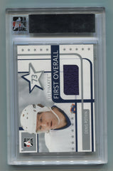 2005-06 ITG Ultimate Memorabilia 6th Edition First Overall Jerseys Silver Denis Potvin #10/25 | Eastridge Sports Cards