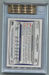 2014 Bowman Chrome Prospects Silver Wave Refractors #BCP4 Rosell Herrera #04/25 BGS 9.5 | Eastridge Sports Cards