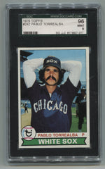 1979 Topps #242 Pablo Torrealba SCG 96 (9) | Eastridge Sports Cards