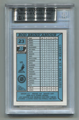 1990-91 Bowman Tiffany #23 Rod Brind'Amour BGS 9 | Eastridge Sports Cards