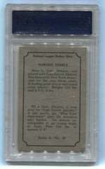 1933-34 O-Pee-Chee V304A #29 Normie Himes PSA 4 (Rookie) | Eastridge Sports Cards