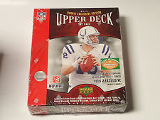 2006 Upper Deck Rookie Edition Football Fat Pack Box | Eastridge Sports Cards