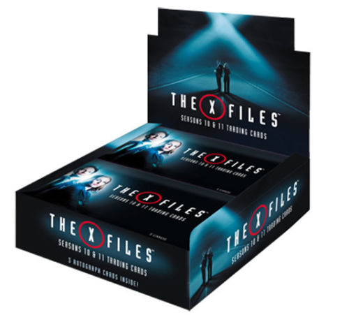 2018 Rittenhouse X-Files Seasons 10 &11 Hobby Box | Eastridge Sports Cards