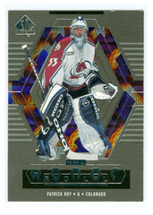1999-00 SP Authentic Honor Roll #HR2 Patrick Roy | Eastridge Sports Cards