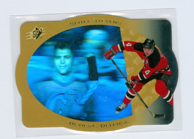 1996-97 SPX Gold #24 Scott Stevens | Eastridge Sports Cards