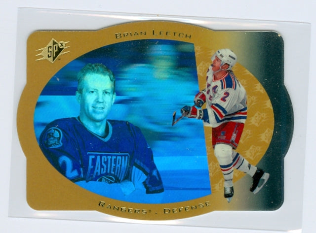 1996-97 SPX Gold #26 Brian Leetch | Eastridge Sports Cards