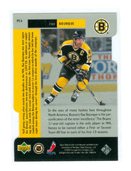 1997-98 Black Diamond Premium Cut Double Diamond #PC04 Ray Bourque | Eastridge Sports Cards