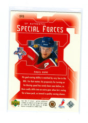 1999-00 SP Authentic Special Forces #SF06 Pavel Bure | Eastridge Sports Cards