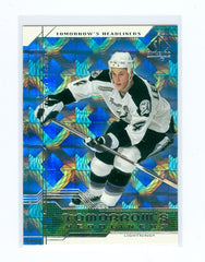1999-00 SP Authentic Tomorrow's Headliners #TH09 Vincent Lecavalier | Eastridge Sports Cards