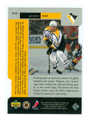 1997-98 Black Diamond Premium Cut Double Diamond #PC20 Jaromir Jagr | Eastridge Sports Cards