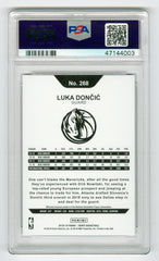 2018-19 Hoops #268 Luka Doncic PSA 9 (Rookie) | Eastridge Sports Cards