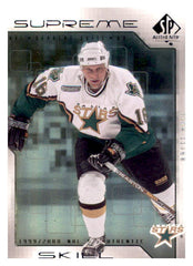 1999-00 SP Authentic Supreme Skill #SS04 Brett Hull | Eastridge Sports Cards
