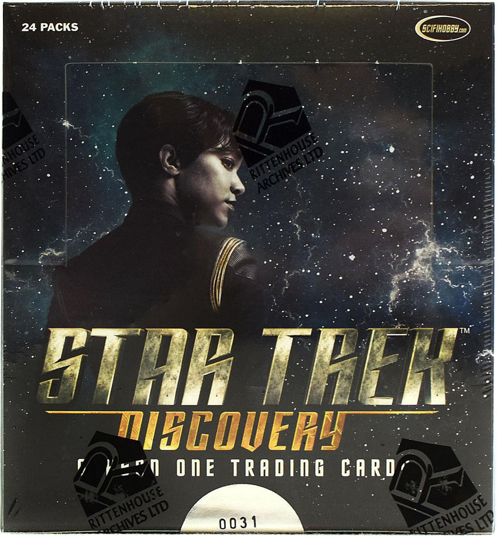 2019 Rittenhouse Star Trek Discovery Season 1 Trading Cards Box | Eastridge Sports Cards