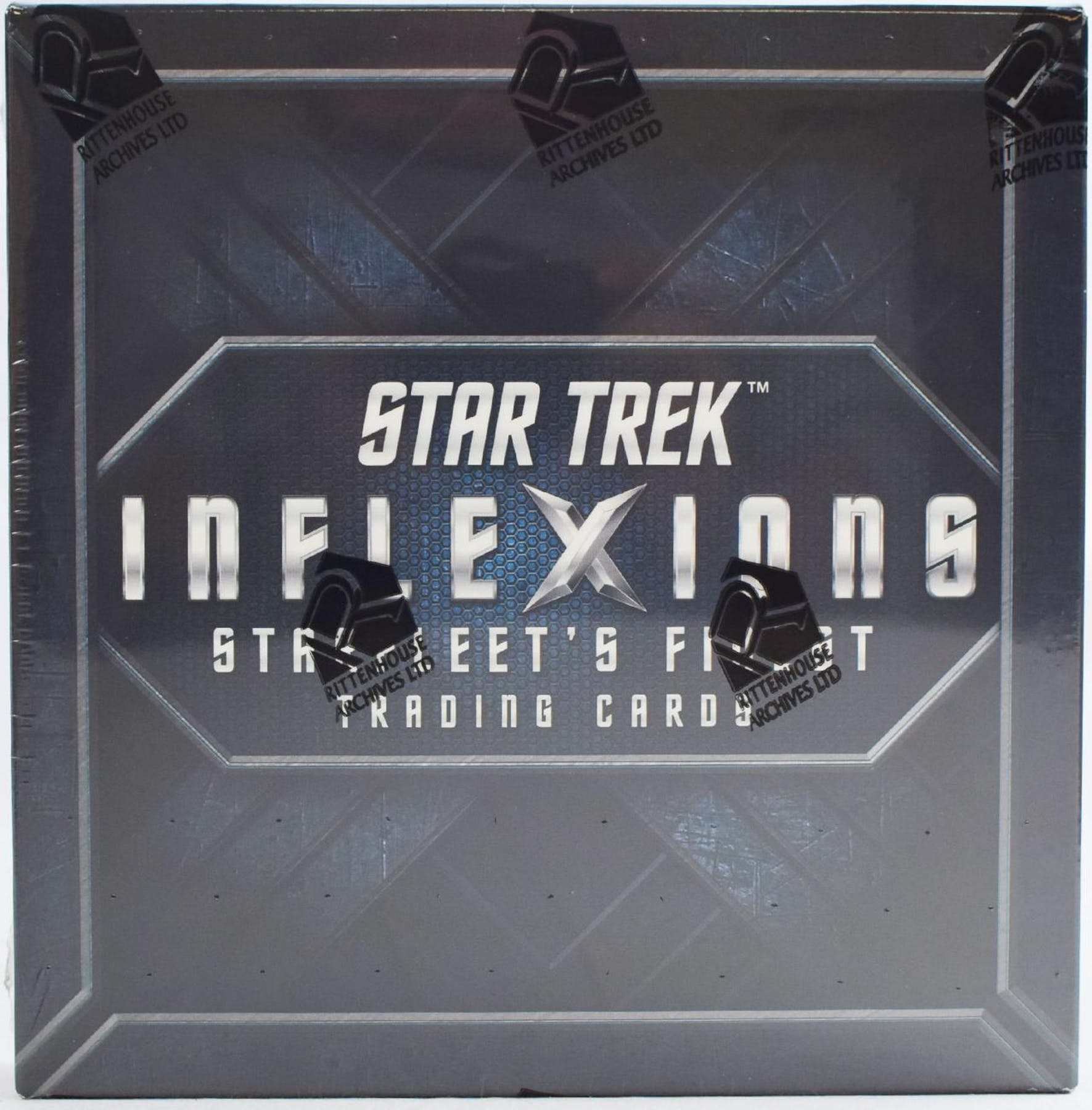 2019 Rittenhouse Star Trek Inflexions Starfleet's Finest Trading Cards Box | Eastridge Sports Cards