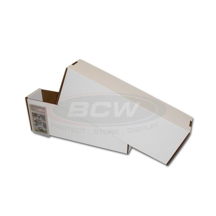 BCW Super Vault Storage Box | Eastridge Sports Cards