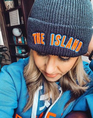 The Island Knit Beanie