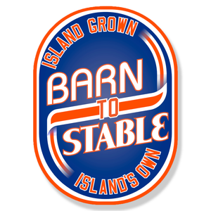 Barn to Stable Decal