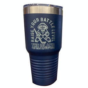 Goreton Battle Level 30 Oz. Tumbler