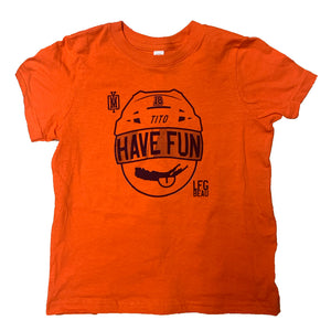 Have Fun Toddler Tee