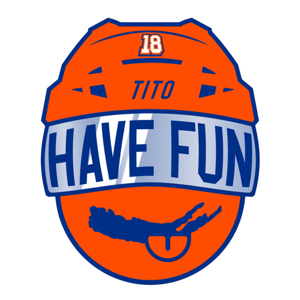 Have Fun Decal