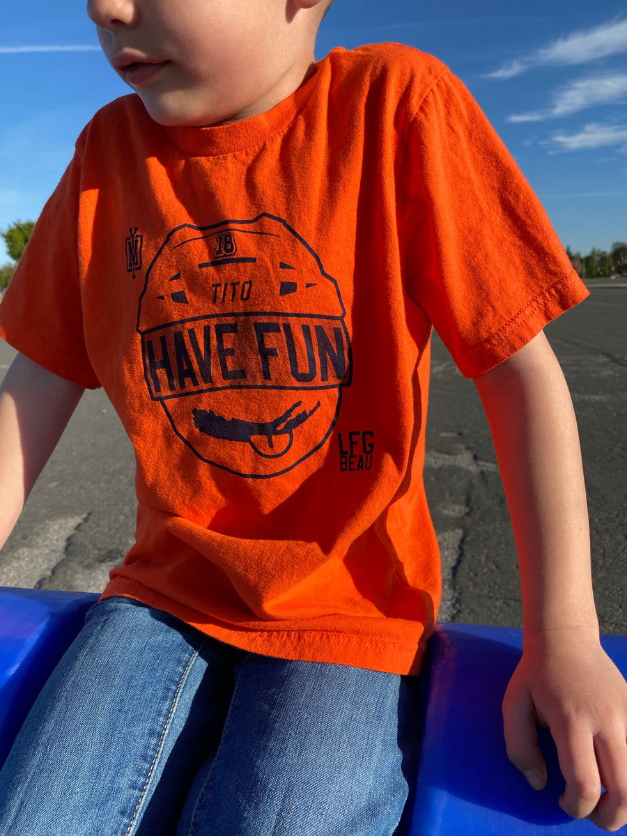 Have Fun Youth Tee