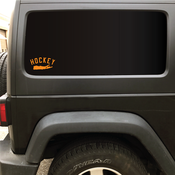 Island Hockey Decal-yesmenoutfitters.com