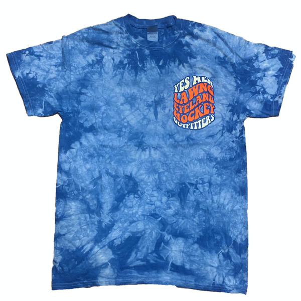 Two Points Tie-Dye Tee