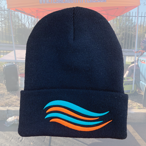 Wave Beanie-yesmenoutfitters.com