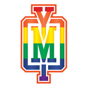 YMO Pride Decal