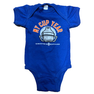 My Cup Year Onesie