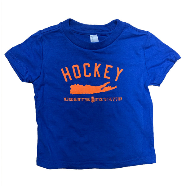 Hockey Island Toddler Tee