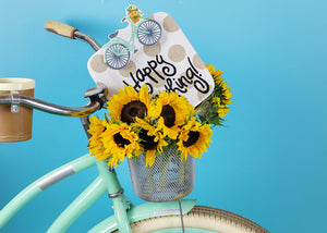 Happy Everything! Bicycle MINI Attachment