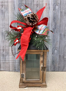 Christmas Accent Bow KIT #9