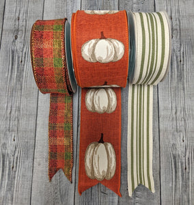 Fall Ribbon Set #5
