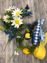 Load image into Gallery viewer, Blueberry Lemon Floral Kit