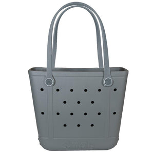 Simply Tote | Gray- SMALL