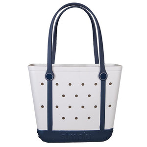 Simply Tote | White- SMALL
