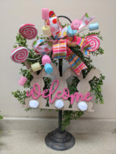 Load image into Gallery viewer, Welcome Bunny Wreath Add-On Kit