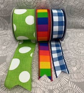 Rainbow Ribbon Set